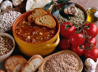 Ricetta Zuppa nel coccio