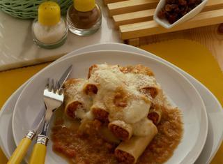 Ricetta Canneroni speciali