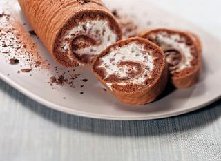 Ricetta Rotolo al cioccolato farcito con ricotta