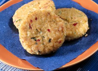 Ricetta Polpette di granchio e riso