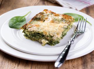 Ricetta Lasagne con spinaci e ricotta