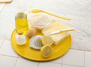 Pastella al limone
