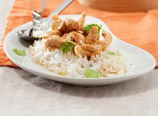 Ricetta Riso Basmati con pollo marinato