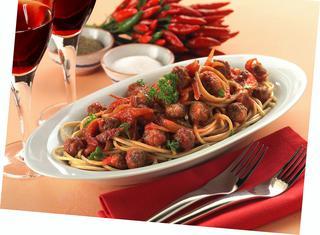 Spaghetti rossi