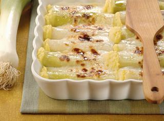Ricetta Cannelloni di porri e patate