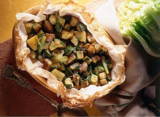 Ricetta Verdure al cartoccio