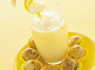Ricetta Aperitivo Palm beach e muffin salati