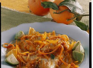 Ricetta Filetti di merluzzo allo zafferano