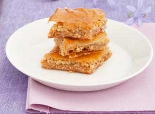 Baklava, dolce della Turchia ricetta