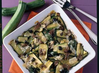 Ricetta Sformato di zucchine con le acciughe