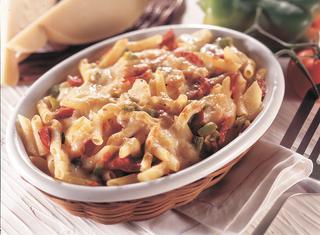 Ricetta Pasta e patate al forno