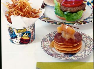 Ricetta Hamburger marinati e patatine fritte