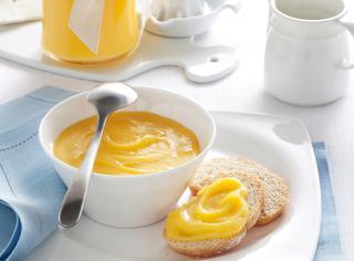 Ricetta Lemon curd in vasetto