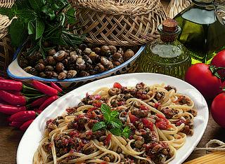 Ricette pulire le lumache di mare le ricette di for Cucinare le lumache