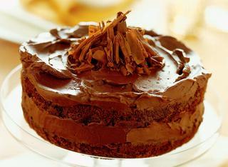 Ricetta Torta di crema ganache