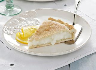 Torta de Menjar Blanc