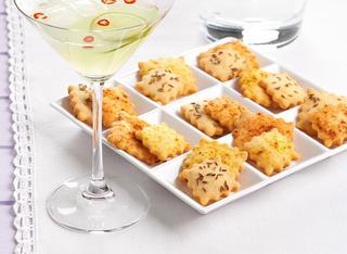 Biscottini salati al formaggio