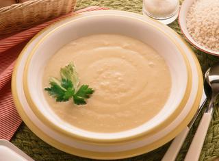 Crema di patate e cipolle