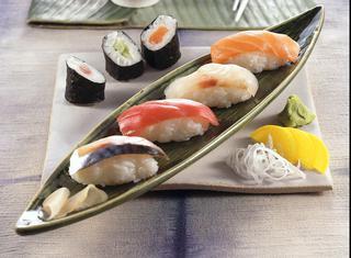 Sushi Nigiri e Hosomaki