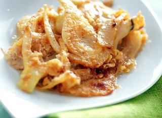 Ricetta Finocchi gratinati con latte e parmigiano