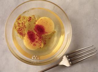 Ricetta Pasta gialla allo zafferano
