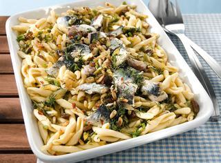 Ricetta Pasta con le sarde tradizionale