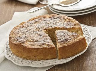 Ricetta Torta di riso e mele renette