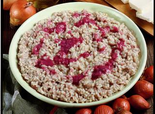 Ricetta Risi e bisi (minestra di riso e piselli)
