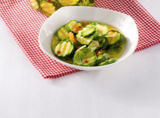 Ricetta Rondelle di zucchine sott'olio