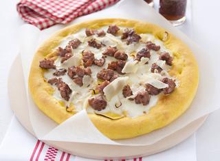 Ricetta Pizza alla monzese
