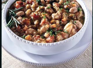 Ricetta Pancotto con pomodoro e fagioli