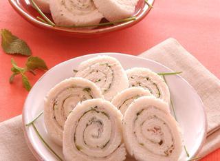 Girelle salate al tacchino e carciofi