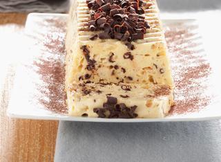 Ricetta Semifreddo di zabaione al Marsala e cioccolato