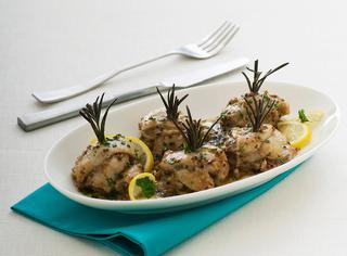 Ricetta Filetti di platessa alla senape