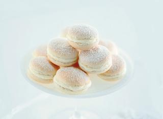 Macarons Mont Blanc