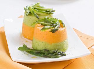 Ricetta Flan di verdure