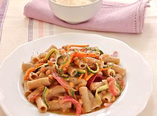 Ricetta Pasta e lenticchie integrale