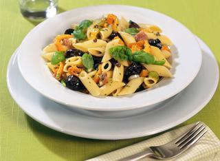 Pasta fredda alle olive