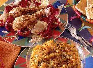 Ricetta Pollo fritto alla senape