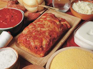 Ricetta Polenta pasticciata alla napoletana