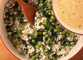 Torta di riso rustica