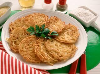 Ricetta Tortini di patate con salsa di mele