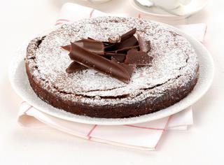Torta friabile al cioccolato