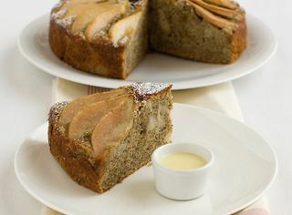 Ricetta Torta di grano saraceno e pere senza glutine