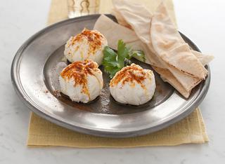 Labneh o formaggio di yogurt