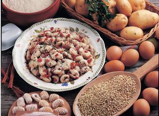 Ricetta Gnocchi di grano saraceno