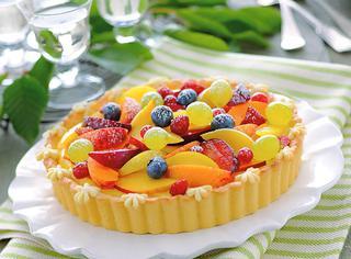 Ricetta Crostata con frutta fresca