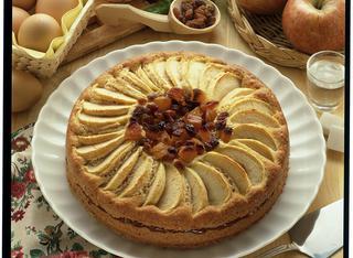 Ricetta Torta integrale di frutta secca