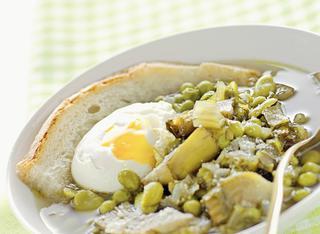Bazzoffia minestra di verdure