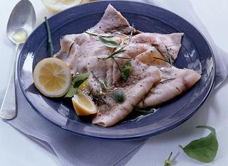 Ricetta Pesce spada marinato all'aroma di zenzero